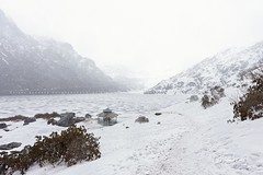Tsomgo Lake (Sakib's Pixel) Tags: tsomgo lake sikkim changu india frozen cold snow sakib landscape nikon 20mm 18g