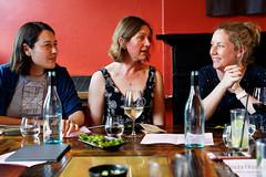 20190109-09-People at group dinner (Roger T Wong) Tags: 2019 australia bawaizakaya hobart japanese rogertwong sel24105g sony24105 sonya7iii sonyalpha7iii sonyfe24105mmf4goss sonyilce7m3 tasmania group people portrait restaurant