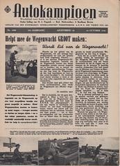 Autokampioen_16_oktober_1946 2 (Wouter Duijndam) Tags: autokampioen nummer 1890 16101946 16 oktober october 1946 helptumeedewegenwachtgrootmaken word wegenwacht lid hz83612