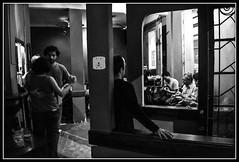 Zé Paulo Becker. Bar Semente, Lapa, Rio de Janeiro (Pierre Galinier) Tags: picnik lapa rio de janeiro zé paulo becker bar semente