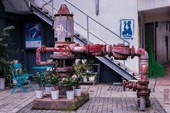 Tuyauterie (TchinChine !) Tags: chine moganshanlu pays shanghai 中国 上海 莫干山路 m50