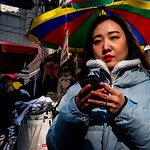 People on the streets of Seoul South Korea on a very cold winter day in Feb19-77.jpg thumbnail