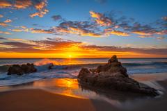 Malibu Fine Art Photogaphy Nikon D850 Colorful Clouds Sunset Fine Art California Coast Beach Landscape Seascape Photography! El Matador State Beach Elliot McGucken Fine Art Pacific Ocean Sunset! Nikon D850 & AF-S NIKKOR 14-24mm F2.8G ED! High Res 4k 8K! (45SURF Hero's Odyssey Mythology Landscapes & Godde) Tags: malibu fine art photogaphy nikon d850 colorful clouds sunset california coast beach landscape seascape photography el matador state elliot mcgucken pacific ocean afs nikkor 1424mm f28g ed high res 4k 8k