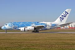 ANA All Nippon Airways Airbus A380-841 F-WWSH (JA381A) XFW 25-02-19 XFW 25-02-19 (Axel J.) Tags: ana allnipponairways airbus a380 fwwsh ja381a xfw finkenwerder eads hamburg luftfahrt fluggesellschaft flughafen flugplatz aircraft aeroplane aviation airline airport airfield 飞机 vliegtuig 飛機 飛行機 비행기 авиация самолет תְעוּפָה hàngkhông avion luchtvaart luchthaven avião aeropuerto aviación aviação aviones jet linienflugzeug vorfeld apron taxiway rollweg runway startbahn landebahn outdoor planespotter planespotting spotter spotting fracht freight cargo