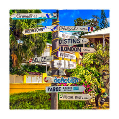 Every Which Way (Timothy Valentine) Tags: 0418 sliderssunday vacation sign 2018 bridgetown christchurch barbados bb