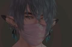 ᴇɴᴄʜᴀɴᴛᴇᴅ (ѕєαи) Tags: dura second life secondlife sl elf s0ng mask asian portrait