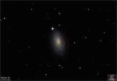 M63 - The Sunflower Galaxy (The Dark Side Observatory) Tags: tomwildoner night sky space outerspace meade lx90 telescope astronomy astronomer science canon deepsky deepspace weatherly pennsylvania observatory darksideobservatory tdsobservatory earthskyscience carboncounty meadetelescope canon6d meadeinstruments meadeinstrument m63 sunflowergalaxy galaxy
