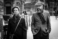 Royal Mile 2019 (Cycling-Road-Hog) Tags: beard beret candid canoneos750d cap citylife efs55250mmf456isstm edinburgh edinburghstreetphotography fashion people places royalmile scarf scotland street streetphotography streetportrait style urban