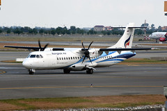 Bangkok Airways HS-PZK (Howard_Pulling) Tags: bangkokairways atr atr72 atr72600 bkk airport air prop