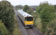 Irish Rail 2814/13 + 2801/02 at Roscam. (Fred Dean Jnr) Tags: irishrail 2814 2813 2801 2802 roscam galway september2016 2800class tokyu railcar iarnrodeireann