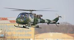 Westland Scout AH.1  XV137 G-CRUM Lee on Solent Airfield 2019 (SupaSmokey) Tags: 2019 westland scout ah1 xv137 gcrum lee solent airfield