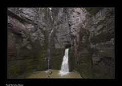 Guy au dessus de la Cascade de la Grotte du Creux Billard - Nans Sous Sainte Anne (francky25) Tags: guy au dessus de la cascade grotte du creux billard nans sous sainte anne franchecomté doubs spéléo gcpm