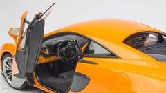 McLaren 570S-14 (M3d1an) Tags: mclaren 570s autoart diecast composite 118 miniature
