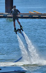 Water Jets (Scott 97006) Tags: yikes man guy sport recreation rive water jets play fun