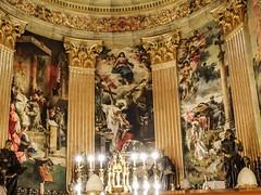 altar mayor interior Real Basilica de San Francisco el Grande Madrid 03 (Rafael Gomez - http://micamara.es) Tags: altar mayor interior real basilica de san francisco el grande madrid