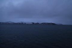 Vesterålen islands (plutogno) Tags: norway arctic circle day light sea hurtigruten kong harald ship ferry post andoya island