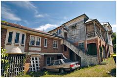 Abandoned house, Paddington (interestedbystandr) Tags: house abandoned paddington