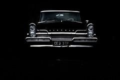 Lincoln première - 1957 (pachjuvich) Tags: pachjuvich patrickbastide vintage lincoln première 1957 black bw noir et blanc autoportrait voitureaméricaine oldcar car contraste noiretblanc blackandwhite art photo