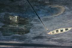 Reflet urbain (Montpellier) (dono heneman) Tags: reflet reflection urbain urban urbaine ville city batiment building fenêtre window architecture divers sol ground montpellier hérault languedocroussillon occitanie france pentax pentaxart pentaxk3 refletaquatique rue street