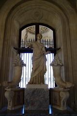 The Louvre (sarowen) Tags: paris parisfrance france thelouvre muséedulouvre louvremuseum museum sculpture