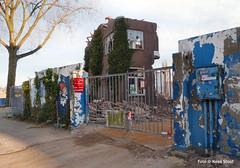 Cruquiusweg 24-2-2019 (k.stoof) Tags: cruquius cruquiusweg cruquiuseiland oostelijke havengebied eastern docklands amsterdam industrie industry industrial industrieterrein sloop demolition