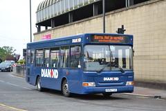 Rotala Diamond 20602 KU52YJZ (Will Swain) Tags: wolverhampton 20th july 2018 birmingham west midland midlands city centre bus buses transport travel uk britain vehicle vehicles county country england english rotala diamond 20602 ku52yjz