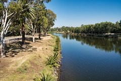 mbn1-jp (DroneImagine Nation) Tags: river water victoria australia trees maribrynong