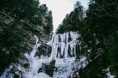 (Federico Raviele) Tags: film nature seiser alm sudtirol alps italy waterfalls iced snow onelifeliveit xt20 outdoors wilderness winterdays mountains