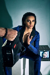 Maisie Richardson-Sellers (Ryan West Photo) Tags: maisierichardsonsellers ryanwest younghollywood british actress actor editorial vulkan magazine fashion edgy apuje christianmarc legendsoftomorrow