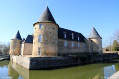 16 Etagnac - Rochebrune (Herve_R 03) Tags: france castle château architecture charente poitoucharentes