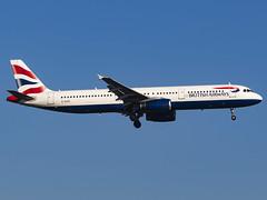 British Airways   Airbus A321-231   G-EUXC (MTV Aviation Photography) Tags: british airways airbus a321231 geuxc britishairways airbusa321231 ba londonheathrow heathrow lhr egll canon canon7d canon7dmkii
