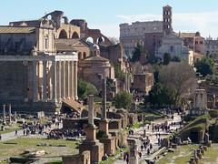 Le Forum romain, Rome, ITALY (brun@x - Africa Wildlife) Tags: