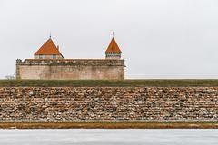 Kuressaare Castle | Estonia #364/365 (A. Aleksandravičius) Tags: kuressaare castle winter travel architecture kuresarės pilis estonia europe 2018 nikon nikkor 50mm 50 365 365days 3652018 z7 nikonz7 50mmf14g nikkor50mm nikon50mm14g f14g nikon50mm project365 364365