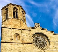 CARCASSONNE   France (Jehanmi) Tags: photography iphone monumentdefrance momument pierre eglise cathédrale architecture france aude carcassonne