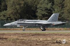C.15-30 (15-17) Spanish Air Force (Fuerza Aerea Española) McDonnell Douglas EF-18A Hornet (EaZyBnA - Thanks for 2.500.000 views) Tags: c1530 1517 spanishairforce fuerzaaereaespañola mcdonnelldouglas ef18ahornet mcdonnelldouglasef18ahornet mcdonnelldouglasef18a hornet flugzeug kampfflugzeug jet jetnoise warbirds warplanespotting warplanes warplane wareagles autofocus airforce aviation air airbase approach eazy eos70d ef100400mmf4556lisiiusm europe europa 100400mm 100400isiiusm canon canoneos70d plane planespotting planespotter luftwaffe luftstreitkräfte luftfahrt mcdonnelldouglashornet ebbl kleinebrogel airbasekleinebrogel vliegbasiskleinebrogel militärflugplatzkleinebrogel vliegbasis belgium belgien belgiumairforce belgianairforce belgian belgianairforcedays baf bafdays taxiway ngc nato spain spainairforce