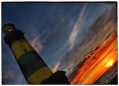 St. John's point lighthouse (provencesky) Tags: irishsea stjohnspointlighthouse stjohnspoint lighthouse codown ireland