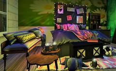 a life in imagination (JoytiBloom of Second Life) Tags: unkindness 100meshoriginal mesh secondlife indoor outdoor design landscape home decor homeliving garden photography fameshed