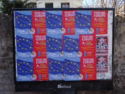 Europe Sociale - Solidaire - Ecologique
