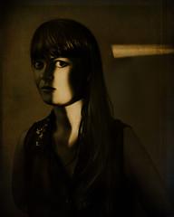 noir woman (tonywoodphoto) Tags: select portraits portraiture people environmentalportraitwoman female figure noir filmnoir