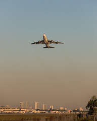 Boeing 747-400 Take off from Miami International Airport (AM Photography Alfonso M) Tags: boeing 747400 take off from miami international airport amphotography amphoptography alfonsomartinez airplanes amazing planespotting miamibeach