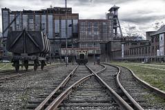 be-Mine 3 (Geert E) Tags: beringen hdr bemine industrie limburg belgium coillery mining
