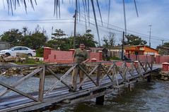 """Best seafood spot in northern Villa Clara; family owned """"shacks in the water"""" that populate the coast of Isabela de Sagua (lezumbalaberenjena) Tags: sagua isabela villas villa clara cuba 2019 lezumbalaberenjena"""