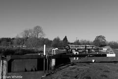 IMGP9351 (Brian H Whittle) Tags: blackwhite leedsliverpoolcanal rufford canal