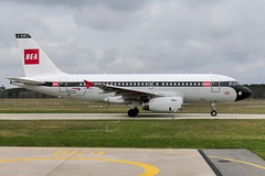 G-EUPJ (PlanePixNase) Tags: aircraft airport planespotting haj eddv hannover langenhagen airbus 319 a319 britishairways retro