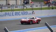 BIZZARRINI 5300 GT - 1965 (SASSAchris) Tags: bizzarrini 5300 gt strada voiture italienne v8 castellet circuit ricard 10000 tours