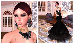 LuceMia - Swank Event (2018 SAFAS AWARD WINNER - Favorite Blogger - MISS ) Tags: swankevent shanghai jewelry acacia set sl secondlife mesh fashion creations blog beauty hud colors models lucemia