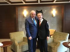 Επίσκεψη ΥΦΥΠΕΞ, Τ. Κουίκ, στη Σιγκαπούρη (29.03.2019) - Συναντήσή του με ομόλογό του Sam Tan (Υπουργείο Εξωτερικών) Tags: υπουργειοεξωτερικων υφυπεξκουικ σιγκαπουρη υφυπεξ sam tan mfaofgreece deputyminister quick singapore
