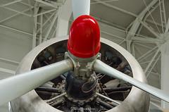 elica (tosco974) Tags: white bianco fotografia photo photografy aerei elica air museo museum helix italia aeronautica engine motore rosso red italy bracciano luigi toscano