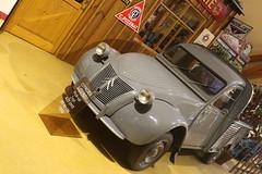 Citroen 2 chPick up (CHRISTOPHE CHAMPAGNE) Tags: 2019 france bretagne ille vilaine manoir automobile musee loheac citroen 2 ch pickup