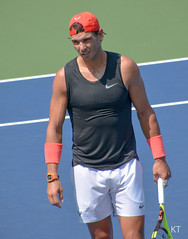 Rafael Nadal (Carine06) Tags: tennis usopen 2018 flushingmeadows corona newyork practice kt20180826115 rafaelnadal rafanadal chunghyeon